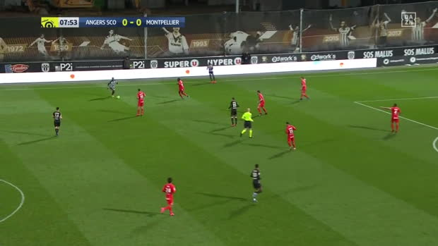 Ligue 1: Angers - Montpellier | DAZN Highlights
