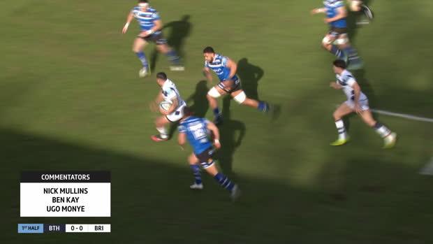 Aviva Premiership : Aviva Premiership - Round 12 Highlights - Bath Rugby v Bristol Bears
