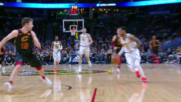 Dunk of the Night: Gary Harris