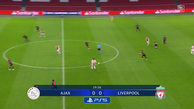 UEFA Champions League: Ajax - Liverpool | DAZN Highlights