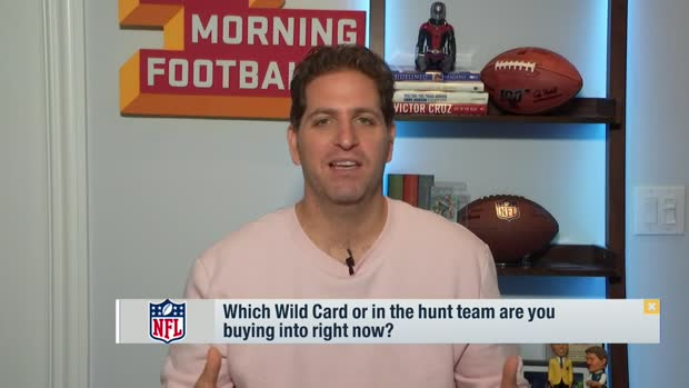 'GMFB': Wild Card and in the hunt teams we're buying into