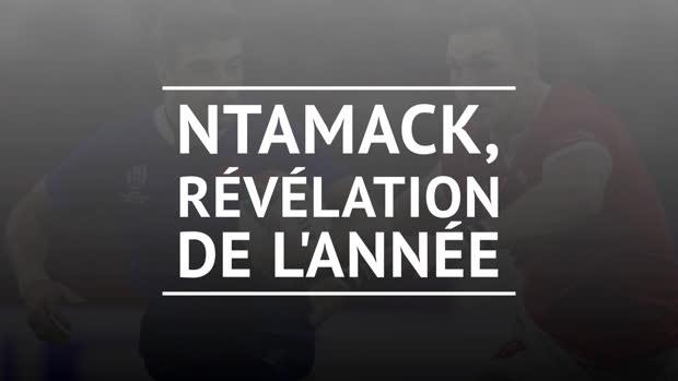 XV de France : XV de France - Ntamack, révélation de l'année