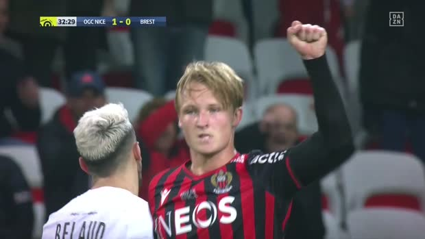 Europas Top Talente: Best of Kasper Dolberg | DAZN Ligue 1
