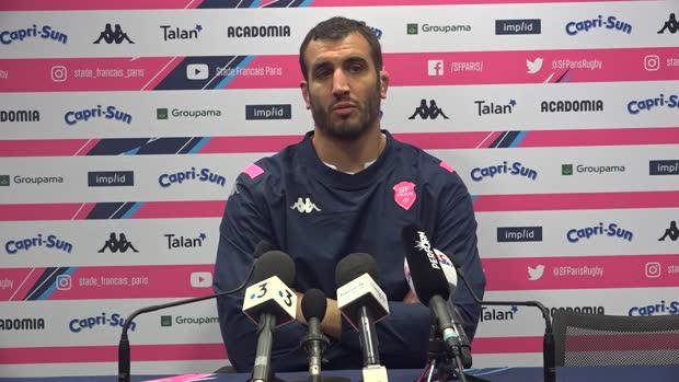 """Rugby : Top 14 - 9e j. : Maestri : """"Un gros écart entre nous et le reste du championnat"""""""