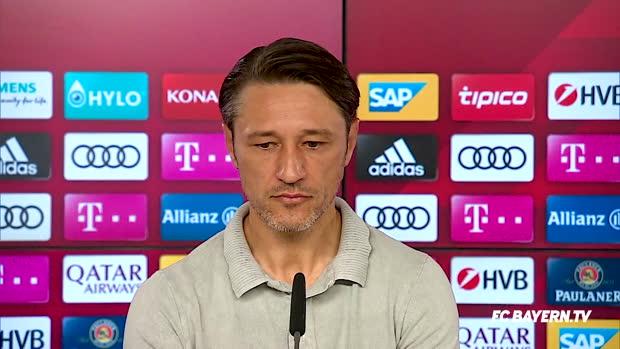 """Video: Kovac: """"Coutinho braucht keinen Glamour"""""""