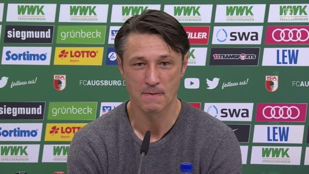 Video: Wegen Müller-Causa: Kovac streitet mit Journalisten
