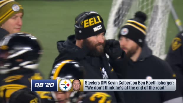 NFL Network's Mike Robinson: Pittsburgh Steelers quarterback Ben Roethlisberger 'has something to prove' in 2020 season