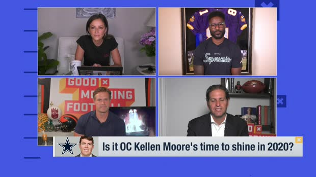 Burleson; 2020 is Kellen Moore's 'time to shine'