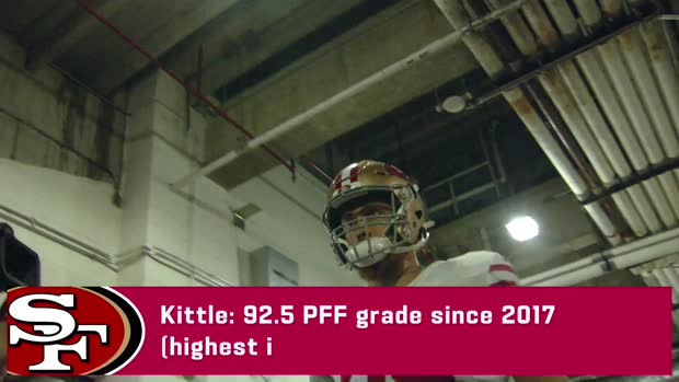 Pro Football Focus: Comparing George Kittle vs. Travis Kelce