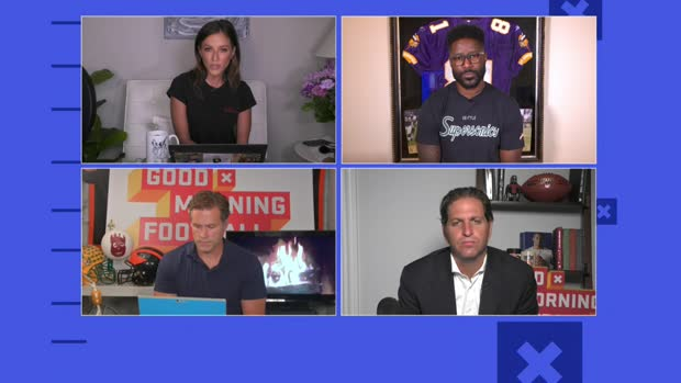 'GMFB': How potentially compromised college football season impacts NFL