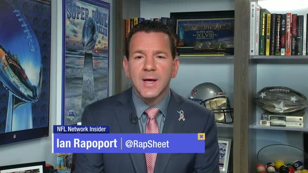 Rapoport: Lamar Jackson, others test positive for COVID-19