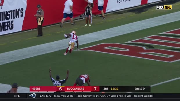 Best San Francisco 49ers touchdown passes | 2019 season