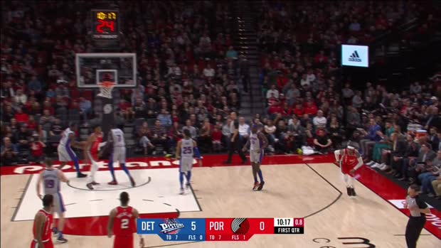 WSC: Carmelo Anthony scores 32 points vs. Pistons