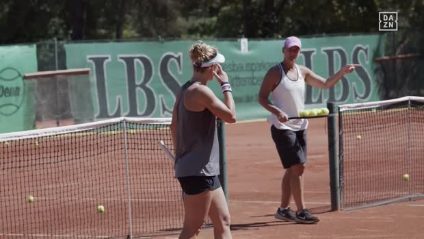 Barbara Rittner - Creating A New Tennis Generation | DAZN Feature