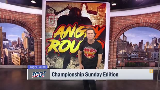 'Good Morning Football' crowns Championship Sunday angry runs winner