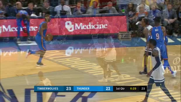 WSC: Chris Paul with 30 Points vs. Minnesota Timberwolves