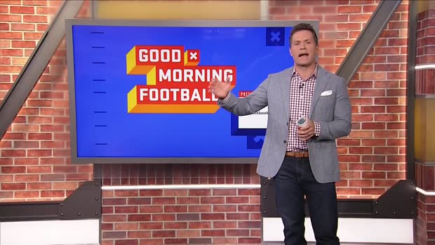 'Good Morning Football' answers Green Bay Packers QB Aaron Rodgers trivia questions