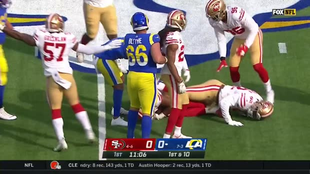 49ers vs. Rams highlights | Week 12